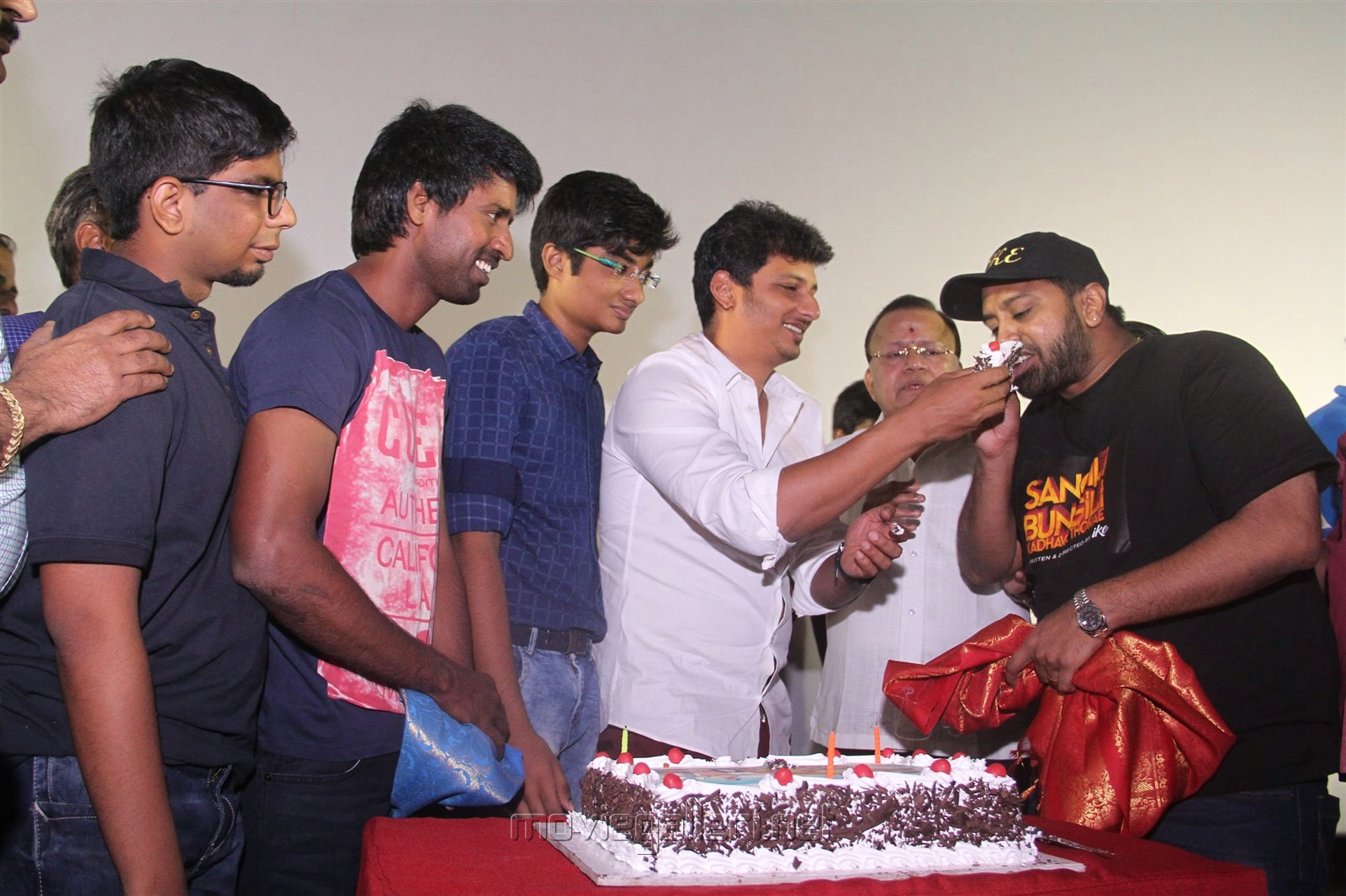 Sangili Bungili Kadhava Thorae Movie Success Celebration at Kamala Cinemas