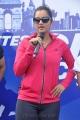 Tennis Star Sania Mirza Latest Hot Photos in Pink Dress