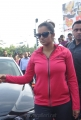 Sania Mirza Latest Hot Photos in Pink Jogging Suit