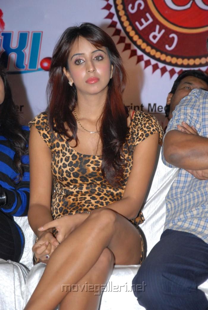 Telugu Actress Sanjana Latest Hot Photos