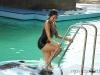 Sanjana Galrani Hot Swimsuit Stills