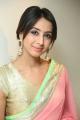 Actress Sanjana in Pink Green Half Saree Stills
