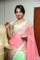 Actress Sanjana Pink & Green combination Half Saree Stills