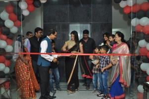 Actress Sanjana inaugurates Durian Showroom @ Chennai Photos