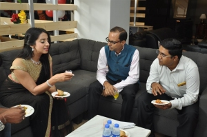 Actress Sanjjanna Galrani inaugurates Durian Showroom @ Chennai Photos
