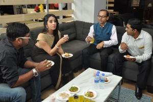Actress Sanjjanna Galrani inaugurated Durian Furniture Showroom @ Chennai