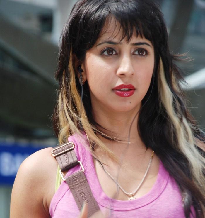 Sanjana Latest Hot Pics