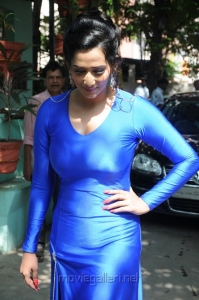 Sanjana Singh Hot Images at Marumugam Audio Release