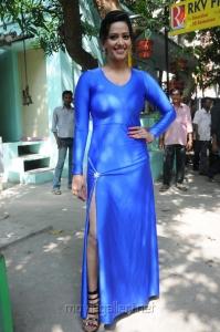 Sanjana Singh Hot Images at Marumugam Audio Launch