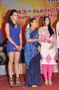 Sanjana Singh Hot in Screen Moon Awards