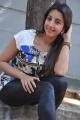Actress Sanjjanaa Latest Stills in T-Shirt and Jeans