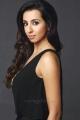 Actress Sanjana Galrani Black Dress Hot Photo Shoot Images