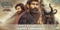 Aranya Movie Happy Sankranthi Wishes Poster