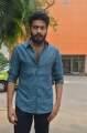 Actor Sathya @ Santhana Thevan Movie First Look Launch Stills