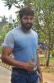 Actor Arya @ Santhana Devan Movie First Look Launch Stills