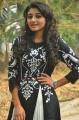 Actress Aditi @ Santhana Thevan Movie First Look Launch Stills