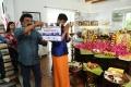 Vaibhavi Shandilya, VTV Ganesh @ Santhanam Sethuraman New Movie Pooja Stills