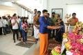 Santhanam Sethuraman New Movie Pooja Stills