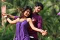 Tanvi Lonkar, Kaushik Ram in Santhithen Unnai Tamil Movie Stills