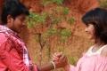 Kaushik Ram, Tanvi Lonkar in Santhithen Unnai Tamil Movie Stills
