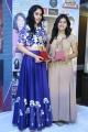 Regina Cassandra, Hebah Patel @ Santosham Awards 2017 Curtain Raiser Press Meet Stills