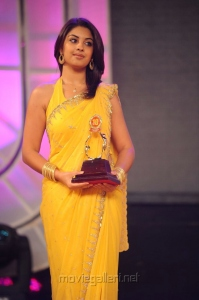 Actress Richa Gangopadhyay at Santosham Film Awards 2012 Function Stills