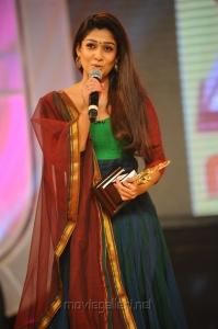 Actress Nayatara at Santosham Film Awards 2012 Function Stills