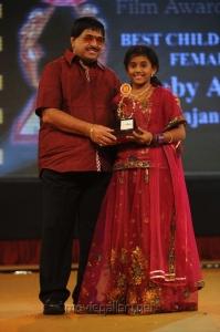Baby Annie at Santosham Film Awards 2012 Function Stills