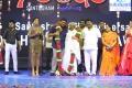 Sriya Saran, Chiranjeevi, S Janaki @ 16th Anniversary Santosham South Indian Film Awards 2018 Photos