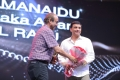 D Suresh Babu, Dil Raju @ Santosham South Indian Film Awards 2019 Function Photos