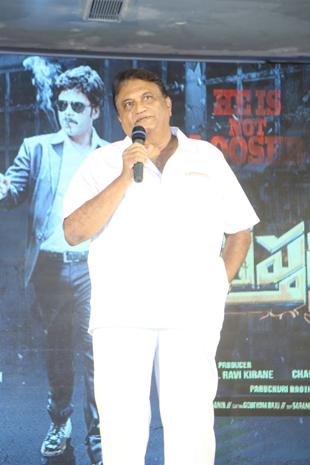 Saptagiri LLB Teaser Launch Stills