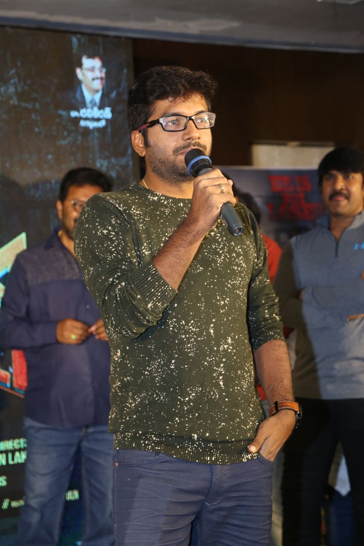 Anil Ravipudi @ Saptagiri LLB Teaser Launch Stills