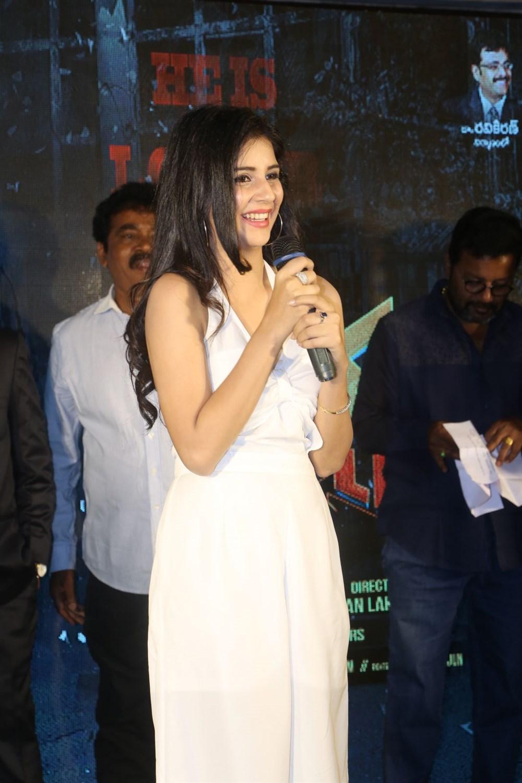 Actress Kashish Vohra @ Saptagiri LLB Teaser Launch Stills