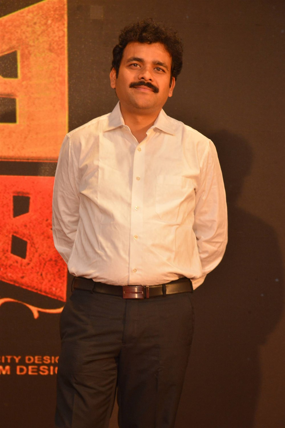Producer Dr Ravi Kiran @ Sapthagiri LLB Movie Pre Release Photos