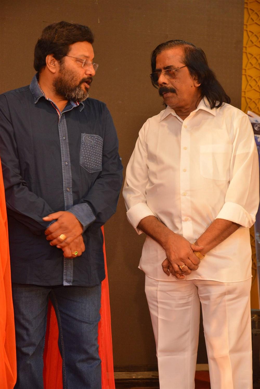 Saikumar, Gowtham Raju @ Sapthagiri LLB Movie Pre Release Photos