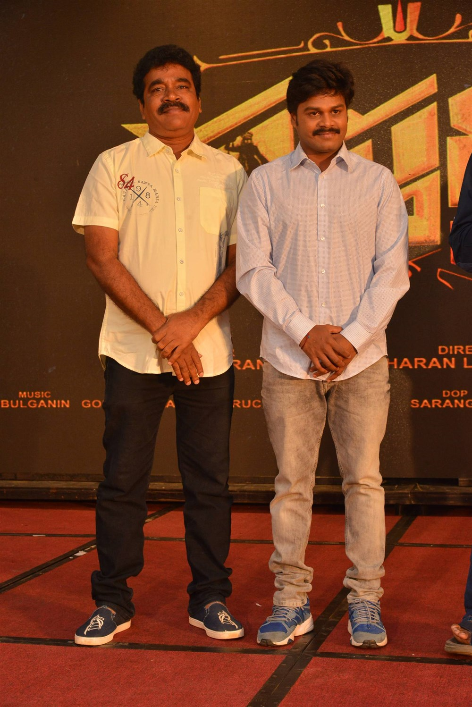 Charan Lakkakula, Saptagiri @ Sapthagiri LLB Movie Pre Release Photos