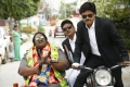Shakalaka Shankar, Saptagiri in Sapthagiri LLB Movie Stills