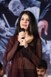Actress Kashish Vohra @ Sapthagiri LLB Movie Success Meet Stills