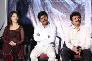 Charan Lakkakula @ Sapthagiri LLB Movie Success Meet Stills