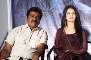 Charan Lakkakula, Kashish Vohra @ Sapthagiri LLB Movie Success Meet Stills