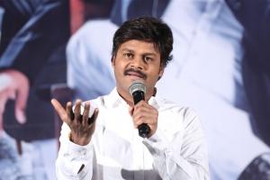 Actor Saptagiri @ Sapthagiri LLB Movie Success Meet Stills
