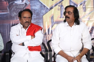 Paruchuri Gopala Krishna, Gautham Raju @ Sapthagiri LLB Movie Success Meet Stills