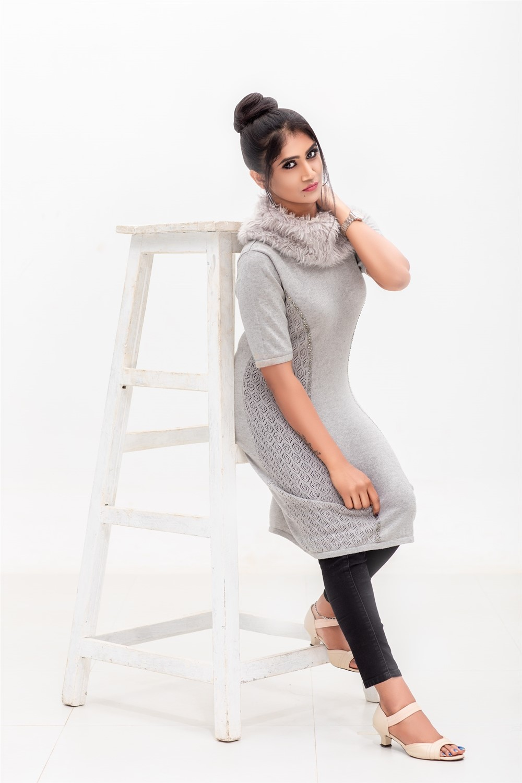 Actress Saraa Venkatesh Photoshoot Stills