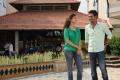 Nisha Agarwal, Varun Sandesh in Saradaga Ammaitho Movie Photos