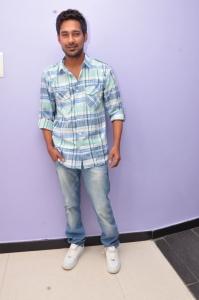 Actor Varun Sandesh at Saradaga Ammayilatho Success Meet Stills