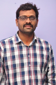 Director Bhanu Shankar at Saradaga Ammaitho Success Meet Stills