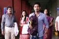 Krishna Bhagawan, Surekha Vani in Saradaga Ammayilatho Movie Stills