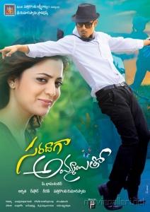 Nisha Agarwal, Varun Sandesh in Saradaga Ammayitho Movie Posters