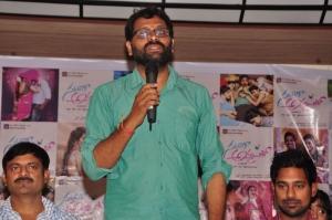 Director Bhanu Shankar at Saradaga Ammayitho Movie Press Meet Stills