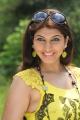 Cute Sarah Sharma in Yellow Dress